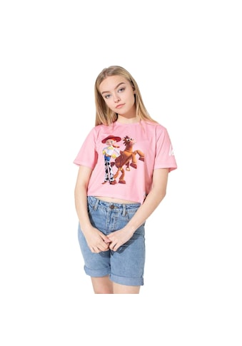 Hype Crop-Top »Toy Story Mädchen Cowgirl Crop T-Shirt« kaufen
