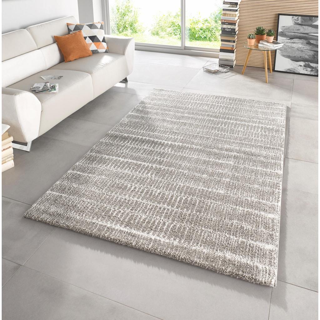 MINT RUGS Teppich »Nova«, rechteckig, 17 mm Höhe, Wohnzimmer