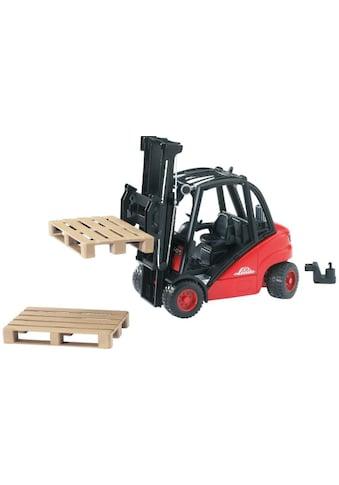 Bruder® Spielzeug-Gabelstapler »Linder Gabelstapler H30D« kaufen