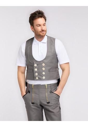 Pionier ® workwear Zwirndoppelpilot - Zunftweste kaufen