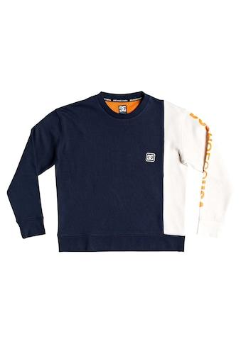DC Shoes Sweatshirt »Wepma« acheter