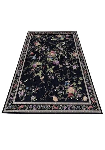 Teppich, »Flomi Sagrini«, THEKO, rechteckig, Höhe 3 mm, maschinell gewebt kaufen
