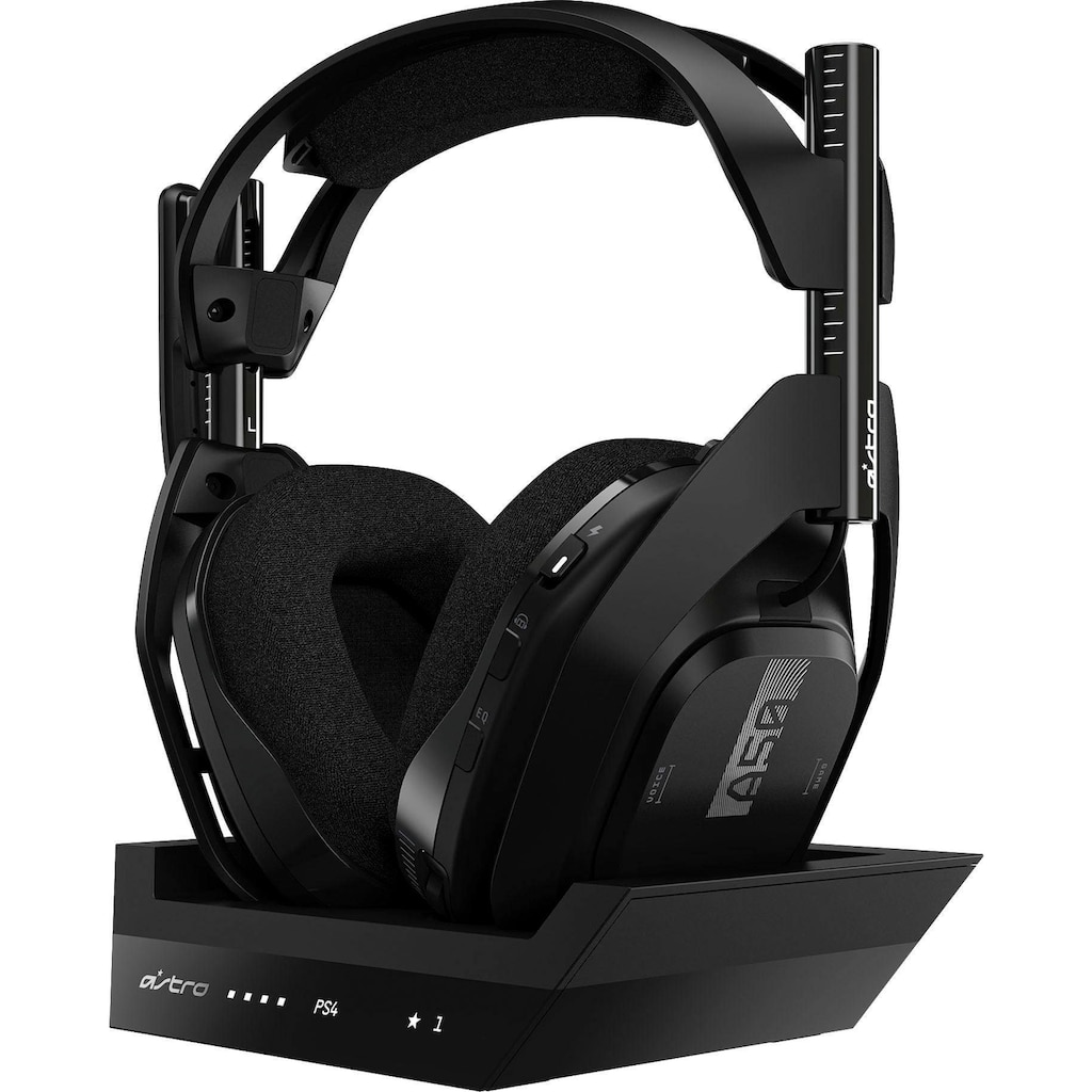 ASTRO Gaming-Headset »PS4 A50 + Fifa 21«, Rauschunterdrückung