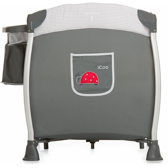 iCoo Baby-Reisebett, »Starlight Bug«