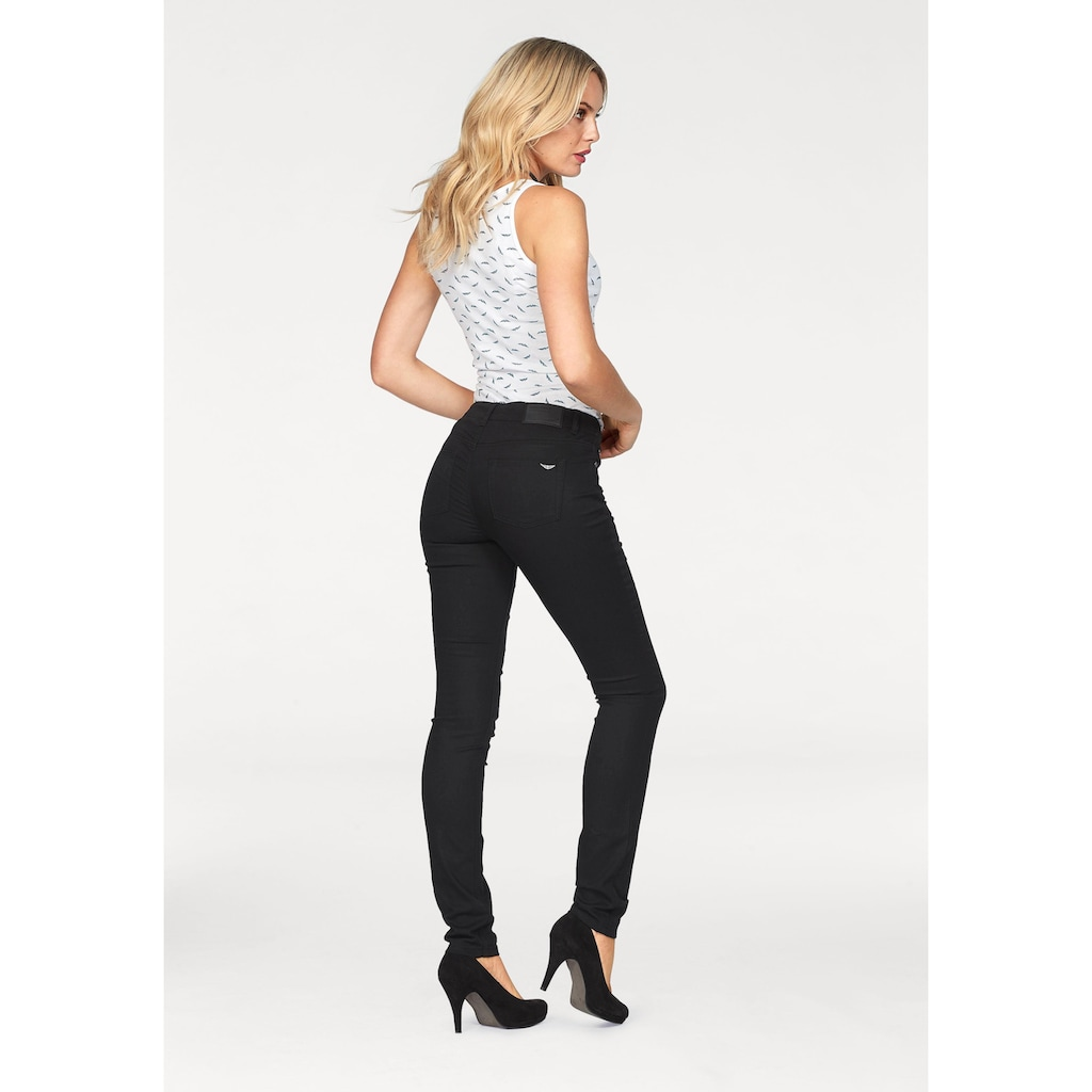 Arizona Skinny-fit-Jeans »Shaping«, High Waist