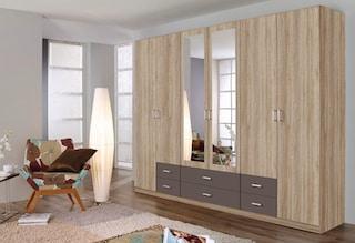 rauch kleiderschrank bequem auf raten bestellen. Black Bedroom Furniture Sets. Home Design Ideas