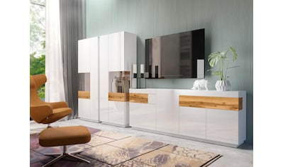 TRENDMANUFAKTUR Wohnwand »SILKE« (Set, 3 - tlg) kaufen