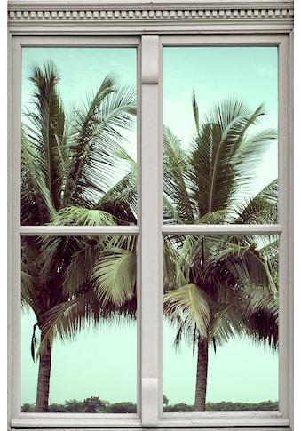 queence Wandsticker »Palmen« kaufen