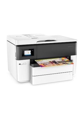 Drucker, HP, »OfficeJet Pro 7740 WF All - in - One« kaufen
