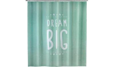 WENKO Duschvorhang »Dream Big« kaufen