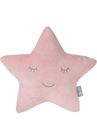 roba® Babykissen »Lil Cuties, Stern« kaufen
