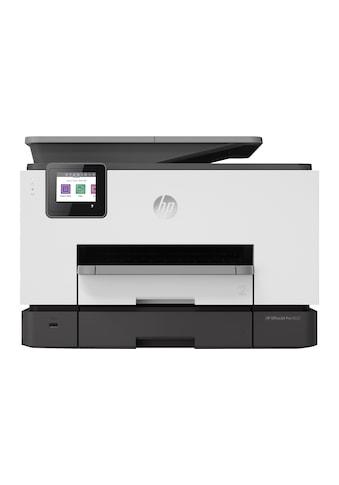 Multifunktionsdrucker, HP, »OfficeJet Pro 9022 All - in - One« kaufen