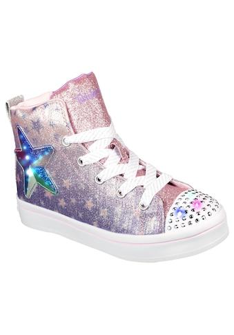 Skechers Kids Sneaker »TWI - LITES  -  STARRY GEM« kaufen