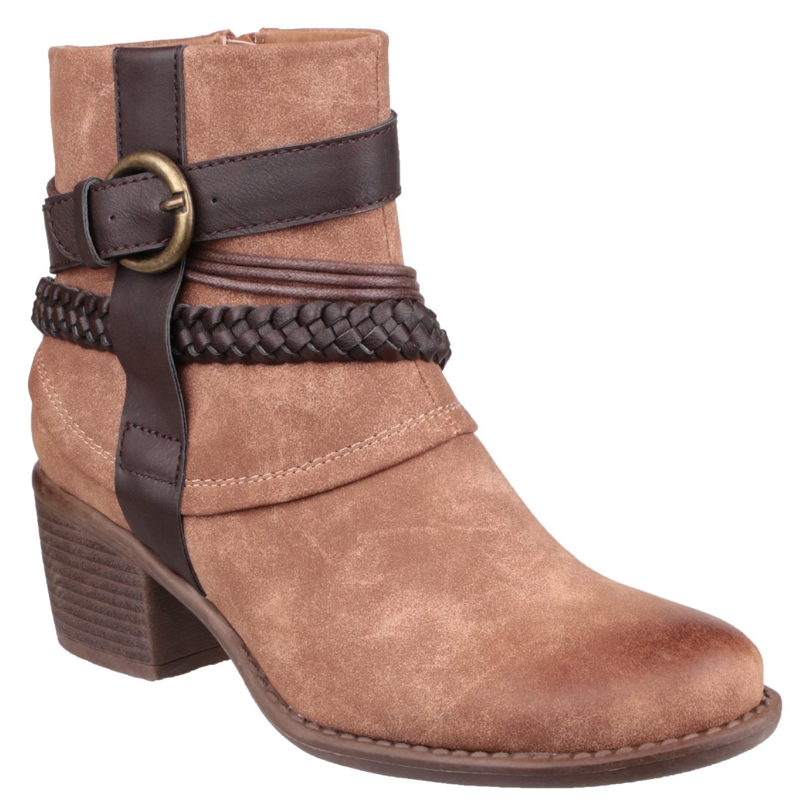 Image of Divaz Ankleboots »Damen Vado Ankle-Boots«
