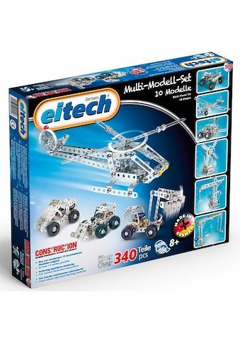 """Eitech Metallbaukasten """"Multi Set"""", Metall, (340 - tlg.) kaufen"""