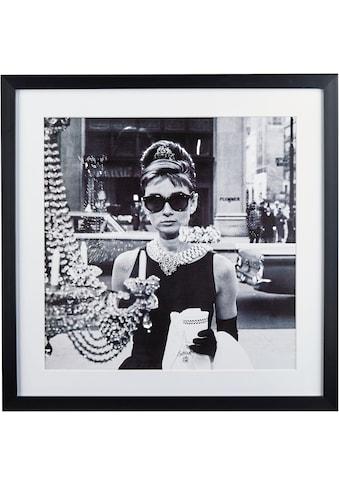 G&C Bild »Celebrities: Audrey Hepburn Motiv 1« kaufen
