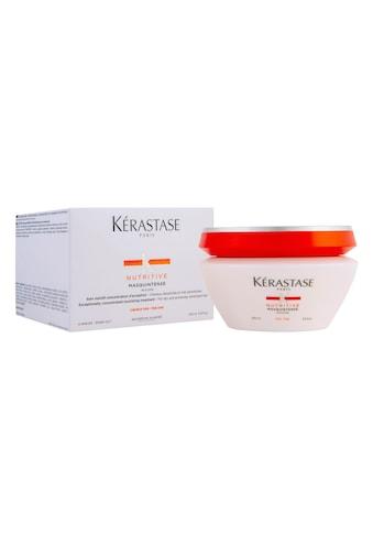 Haarkur »Nutritive Masquintense Fine 200 ml« kaufen