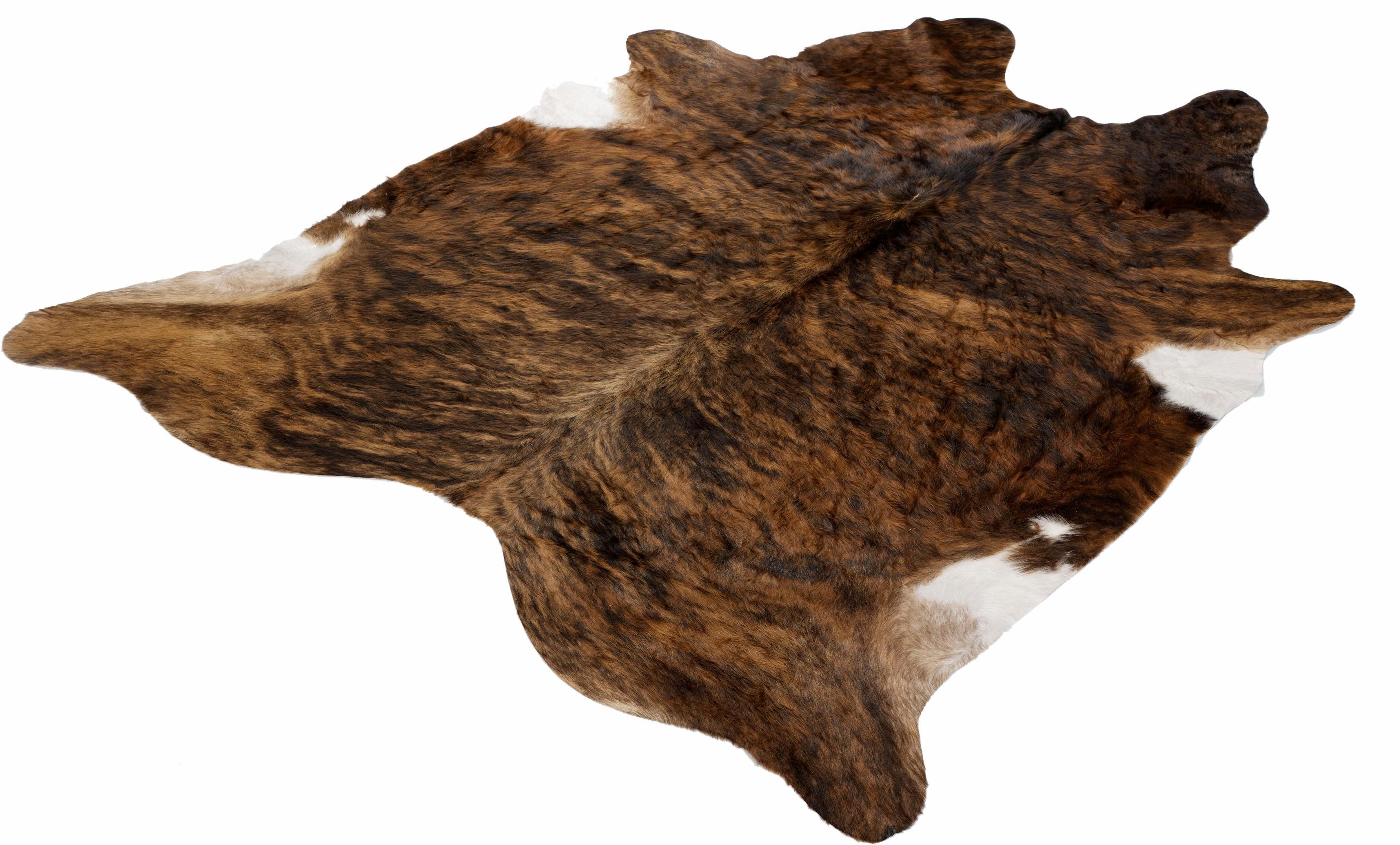 Image of Fellteppich, »Fell Exot«, Böing Carpet, fellförmig, Höhe 4 mm