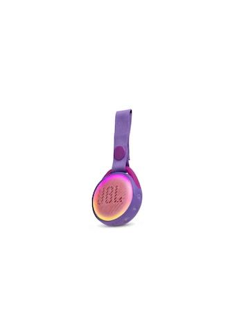 JBL Bluetooth-Speaker »JR Pop Violett« kaufen