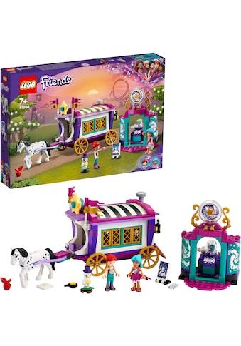 LEGO® Konstruktionsspielsteine »Magischer Wohnwagen (41688), LEGO® Friends«, (348... kaufen