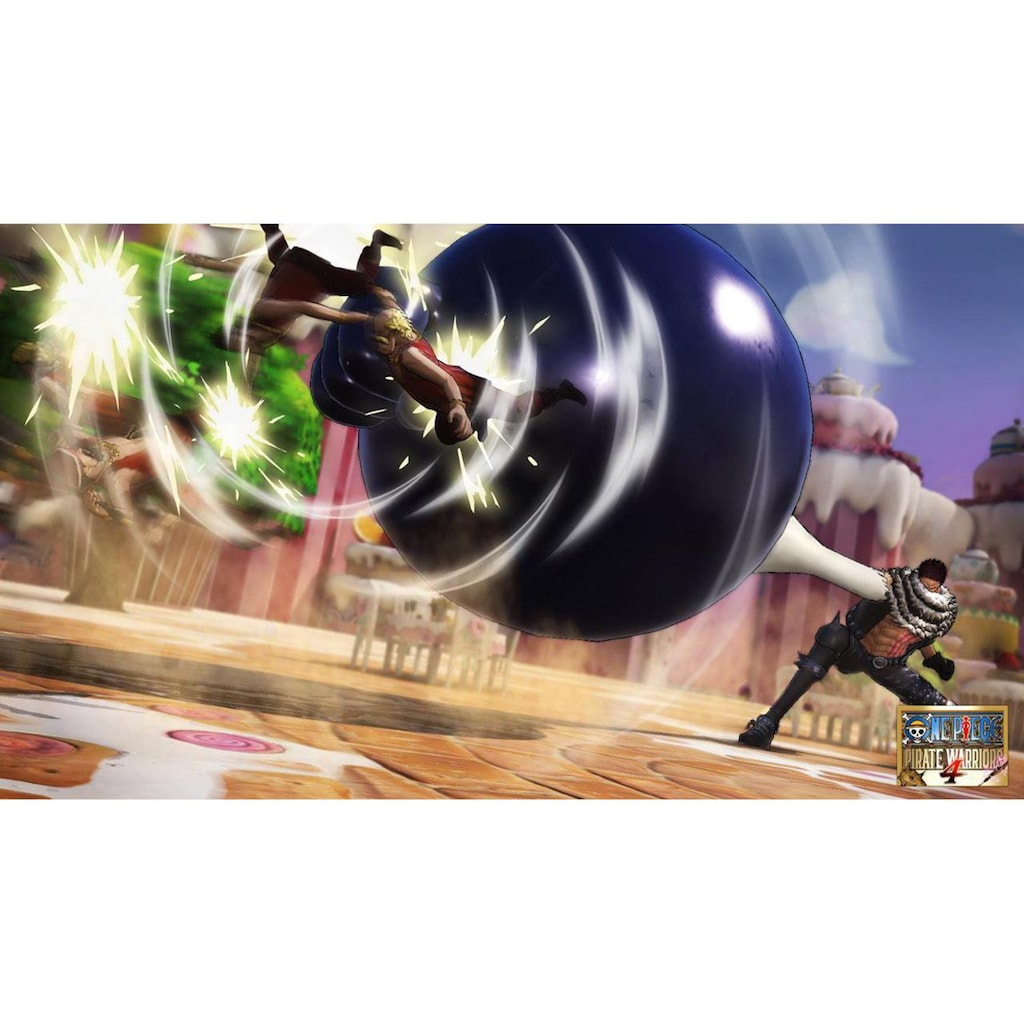 BANDAI NAMCO Spiel »One Piece: Pirate Warriors 4«, Nintendo Switch, Special Edition