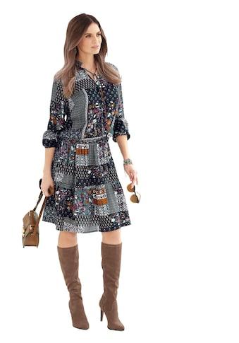 Alessa W. Kleid aus reiner Viskose kaufen