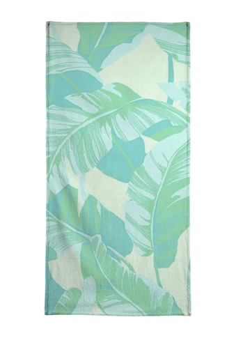 "Handtuch ""Banana Leaves"", Juniqe kaufen"
