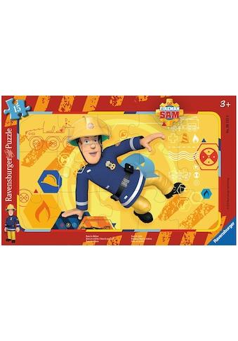 Ravensburger Puzzle »Sam in Aktion« kaufen