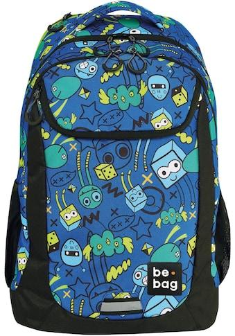 Pelikan Schulrucksack »be.bag be.active, Monster Party« kaufen