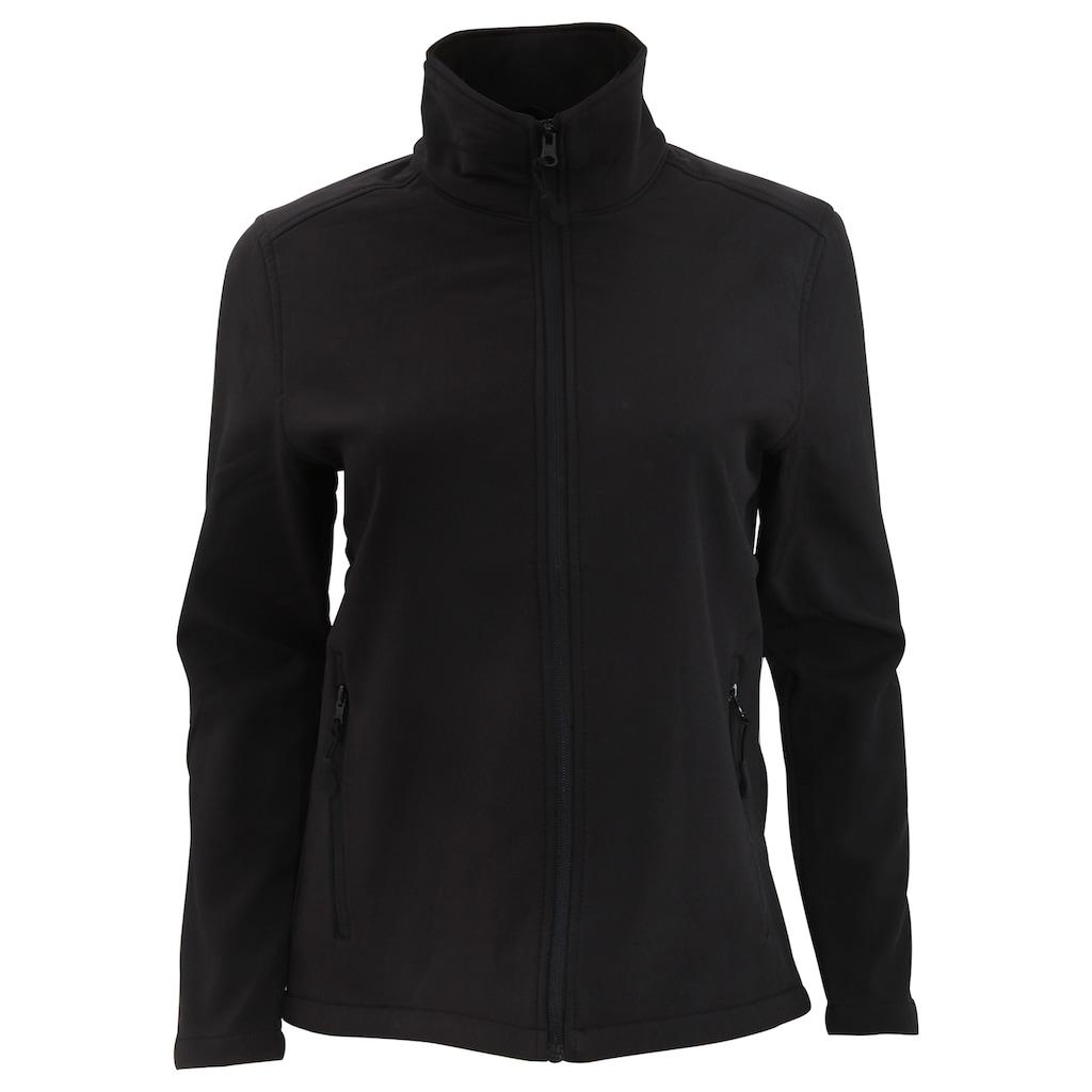 SOLS Softshelljacke »Damen Race Softshell Jacke Wasserabweisend«