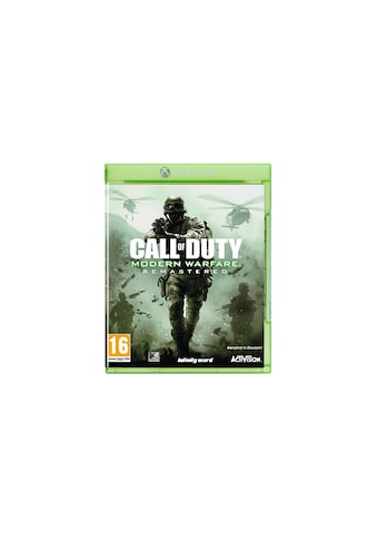 Blizzard Call of Duty: Modern Warfare Remastered, Activision kaufen