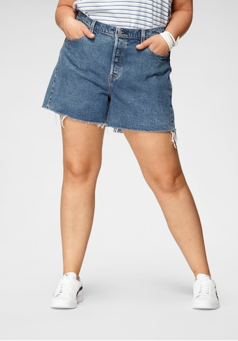 Levi's® Plus Jeansshorts »501 Original Short« kaufen