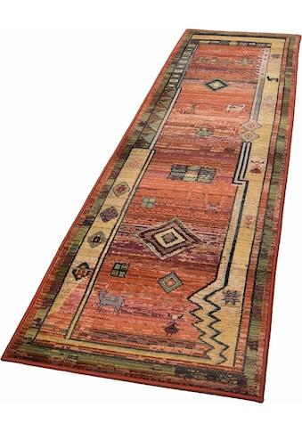 THEKO Läufer »Gabiro 002«, rechteckig, 10 mm Höhe, Teppich-Läufer, gewebt, Orient-Optik, ideal im Flur & Schlafzimmer kaufen
