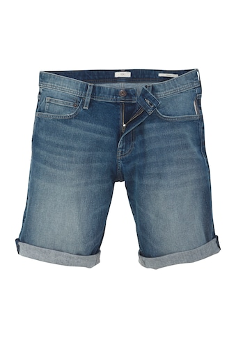 edc by Esprit Shorts, mit Lederbadge kaufen