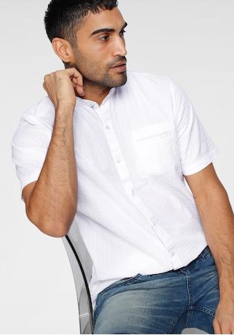 LERROS Kurzarmhemd, unifarben kaufen