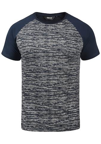 Solid Rundhalsshirt »Mevio«, T-Shirt kaufen