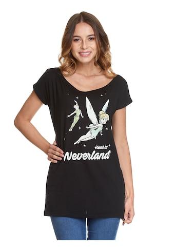 Disney T - Shirt »Tinkerbell Head To Neverland« kaufen