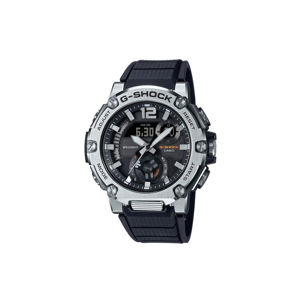 CASIO G-SHOCK Smartwatch »G-STEEL GST-B300S-1AER«