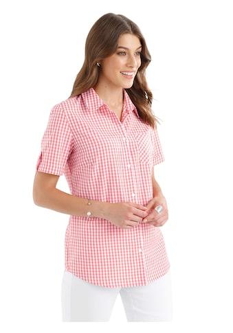 Classic Basics Bluse im charmanten Vichy - Karo kaufen