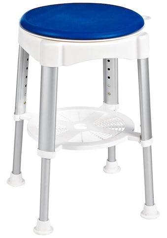RIDDER Badhocker »Comfort«, höhenverstellbar und mit drehbarer Sitzfläche kaufen