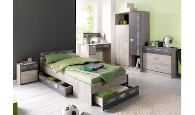 Parisot Jugendzimmer-Set »Fabric«, (Set, 4 tlg.) kaufen