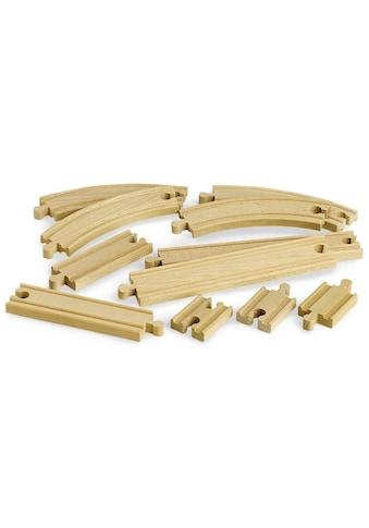 BRIO® Gleis-Ergänzungs-Set »Brio WORLD Kleines Schienensortiment«, (Set), aus Holz kaufen