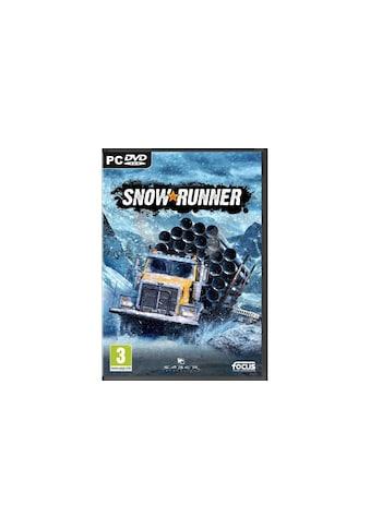 Astragon Spiel »SnowRunner«, PC kaufen