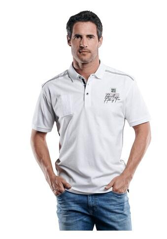 Engbers Stylisches Poloshirt mit Applikation kaufen
