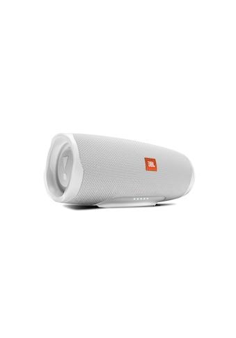 JBL Bluetooth-Lautsprecher »Bluetooth Speaker Charge 4 Weiss« kaufen