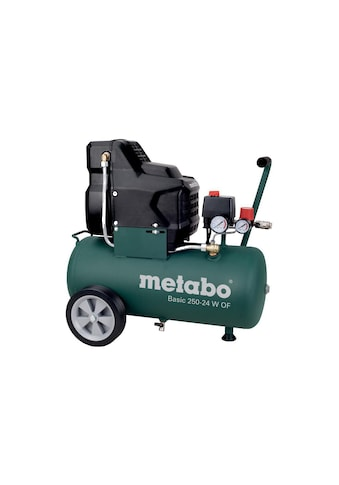 metabo Kompressor »Basic 250-24 W OF« kaufen