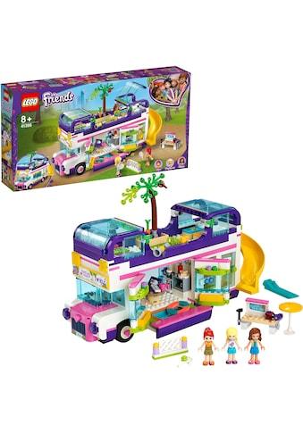 """LEGO® Konstruktionsspielsteine """"Freundschaftsbus (41395), LEGO® Friends"""", Kunststoff, (778 - tlg.) kaufen"""
