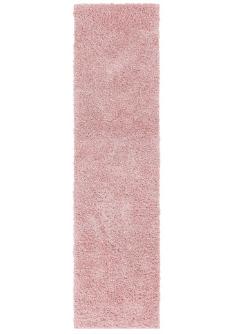 Hochflor - Läufer, »Shaggy 30«, Home affaire, rechteckig, Höhe 30 mm, maschinell gewebt acheter