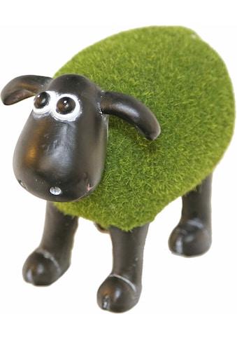 Casa Collection by Jänig Tierfigur »Schaf grün (mit Rasenfell) stehend, Höhe: 14,5cm« kaufen