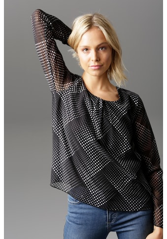 Aniston SELECTED Chiffonbluse kaufen